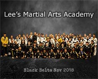 Black Belts 2018